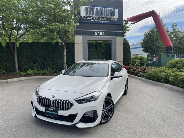 2021 BMW 228i xDrive Gran Coupe (Stk: G31505) in Langley Twp - Image 1 of 18