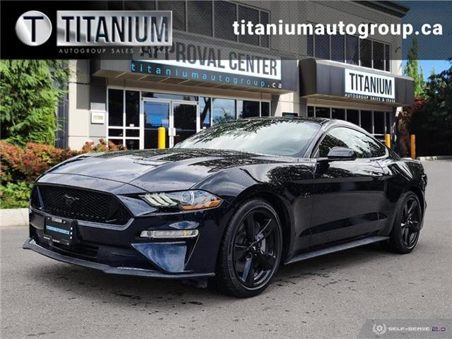 2021 Ford Mustang  (Stk: 107186) in Langley Twp - Image 1 of 19