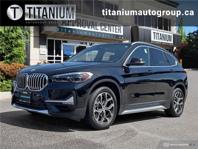 2020 BMW X1 xDrive28i (Stk: P44405) in Langley Twp - Image 1 of 25