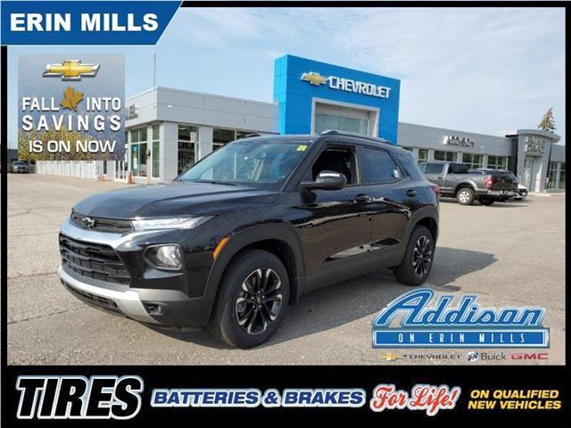 2021 Chevrolet TrailBlazer LT (Stk: MB177236) in Mississauga - Image 1 of 21