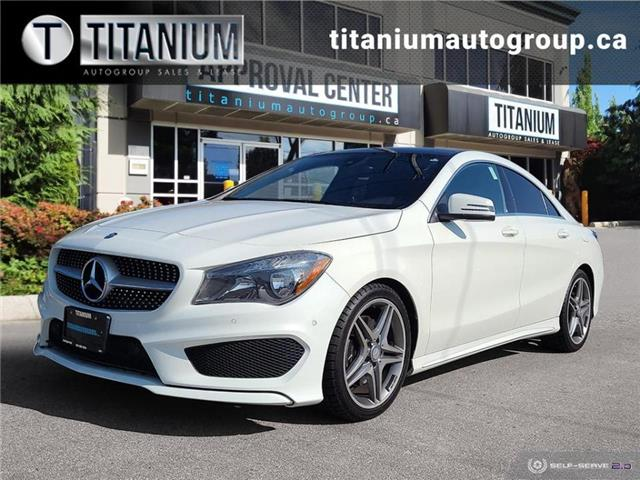 2015 Mercedes-Benz CLA-Class Base (Stk: 234767) in Langley Twp - Image 1 of 24