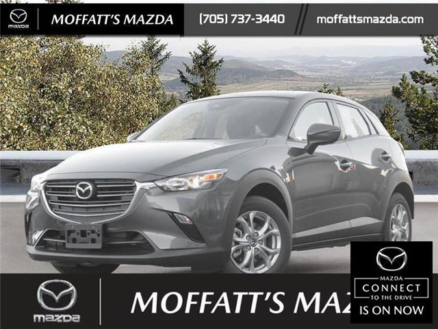 2021 Mazda CX-3 GS (Stk: P8493) in Barrie - Image 1 of 23