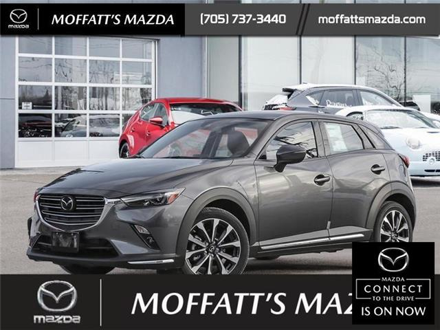 2021 Mazda CX-3 GT (Stk: P8657) in Barrie - Image 1 of 23