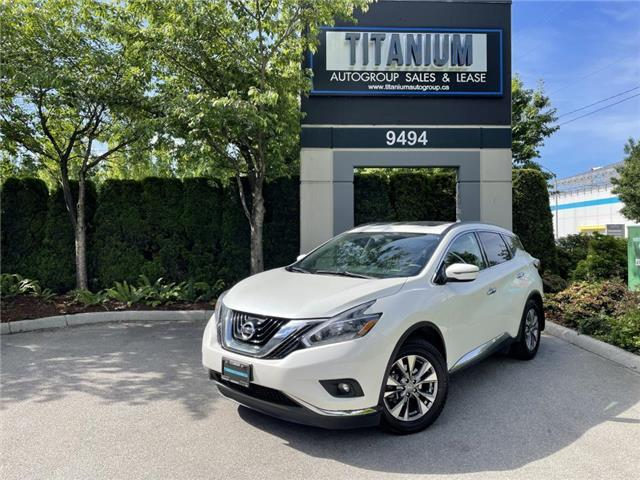 2018 Nissan Murano  (Stk: 123543) in Langley Twp - Image 1 of 19