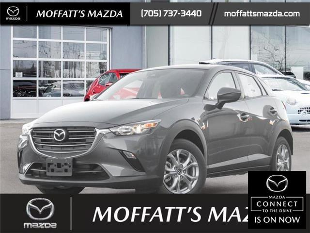 2021 Mazda CX-3 GS (Stk: P8766) in Barrie - Image 1 of 23
