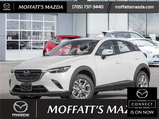 2021 Mazda CX-3 GS (Stk: P8841) in Barrie - Image 1 of 23
