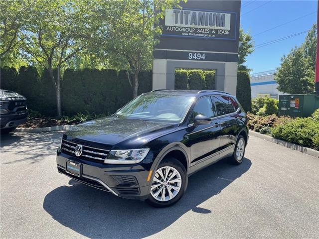 2019 Volkswagen Tiguan Trendline (Stk: 156532) in Langley Twp - Image 1 of 18