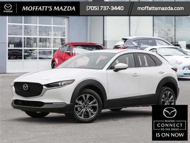 2021 Mazda CX-30 GS (Stk: P9406) in Barrie - Image 1 of 11