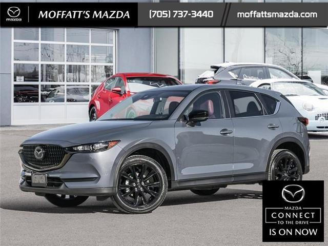 2021 Mazda CX-5 Kuro Edition (Stk: P9504) in Barrie - Image 1 of 23
