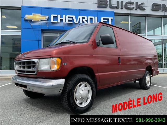 2002 Ford E-250  (Stk: X8608) in Ste-Marie - Image 1 of 18