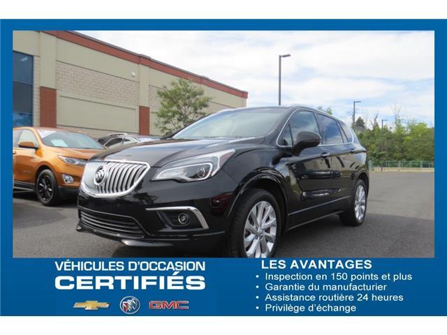 2017 Buick Envision Premium I (Stk: U9238) in Sainte-Julie - Image 1 of 23