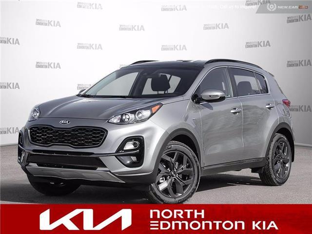 2022 Kia Sportage EX S (Stk: 22SP6748) in Edmonton - Image 1 of 23