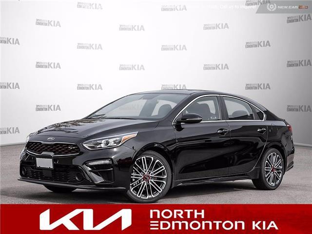 2021 Kia Forte GT (Stk: 21FT3778) in Edmonton - Image 1 of 23