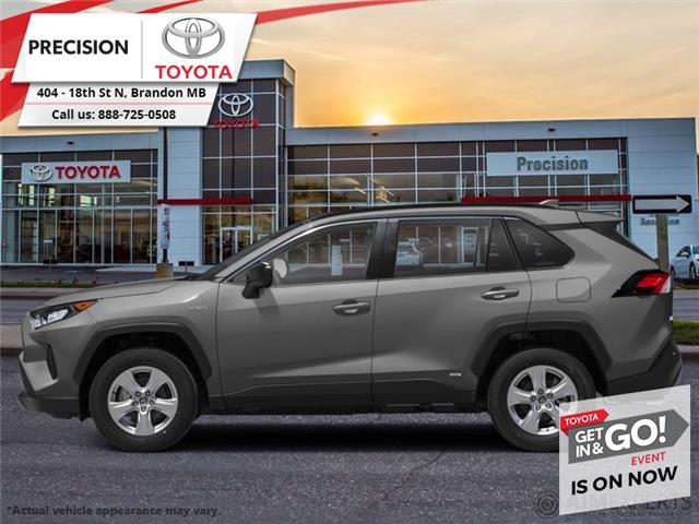 2021 Toyota RAV4 LE AWD (Stk: 21022) in Brandon - Image 1 of 1