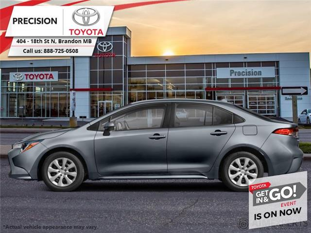 2021 Toyota Corolla LE CVT (Stk: 21299) in Brandon - Image 1 of 1