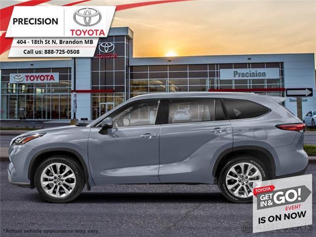 2021 Toyota Highlander Platinum (Stk: 21435) in Brandon - Image 1 of 1