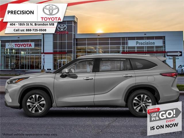 2021 Toyota Highlander XLE (Stk: 21441) in Brandon - Image 1 of 1