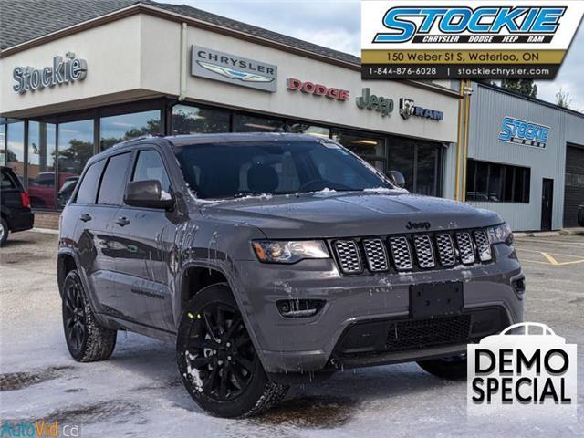 2021 Jeep Grand Cherokee Laredo (Stk: 35871) in Waterloo - Image 1 of 15