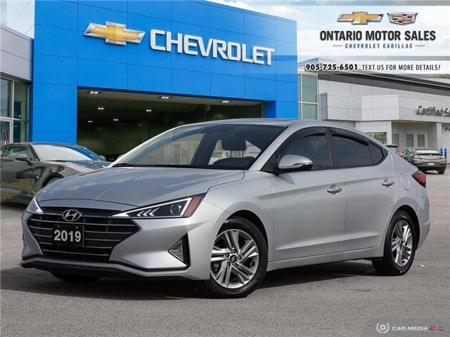 2019 Hyundai Elantra  (Stk: 219323A) in Oshawa - Image 1 of 35