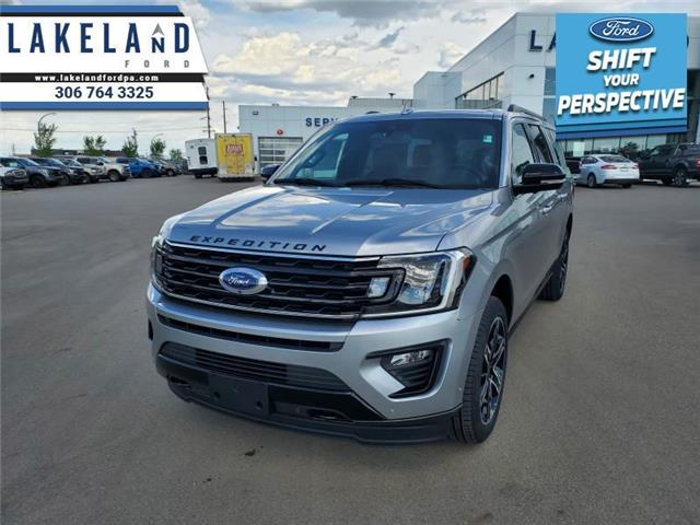 2021 Ford Expedition Max Limited (Stk: 21-389) in Prince Albert - Image 1 of 18