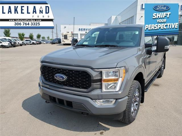 2021 Ford F-150 XL (Stk: 21-418) in Prince Albert - Image 1 of 14