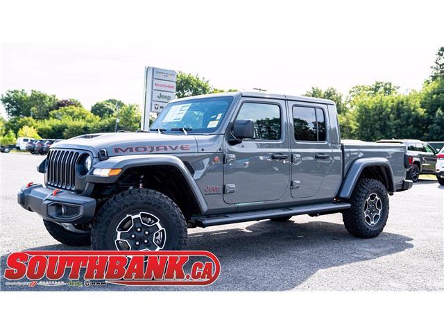 2021 Jeep Gladiator Mojave (Stk: 210645) in OTTAWA - Image 1 of 21