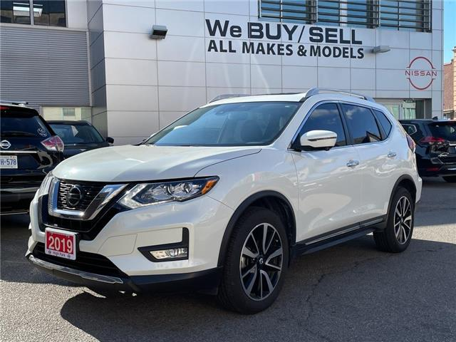 2019 Nissan Rogue SL (Stk: HP556A) in Toronto - Image 1 of 22