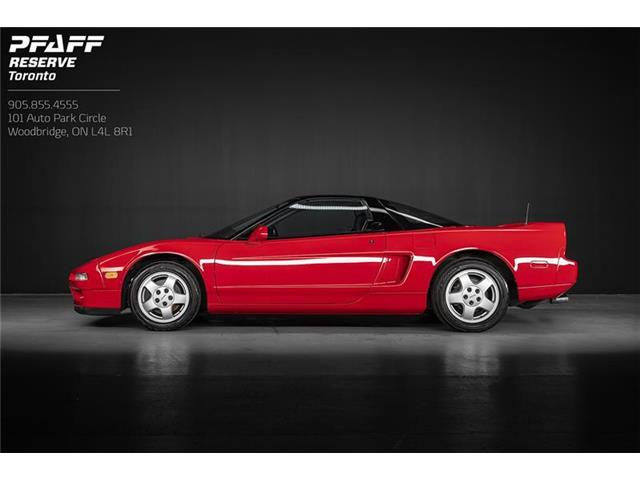 1991 Acura NSX Coupe 5 SPD (Stk: PV001) in Woodbridge - Image 1 of 21