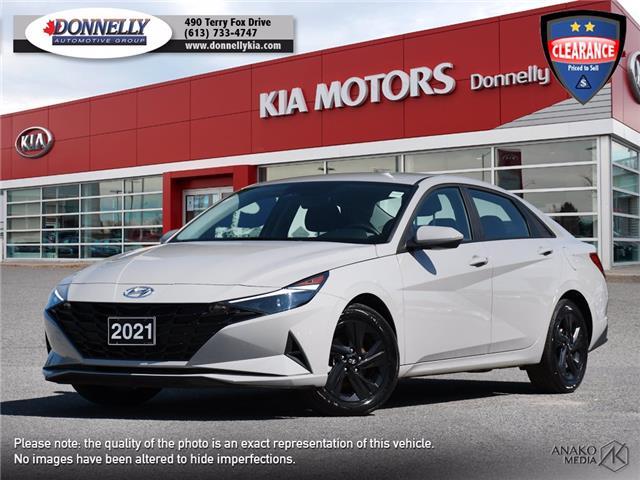 2021 Hyundai Elantra Preferred (Stk: KU2574) in Kanata - Image 1 of 29