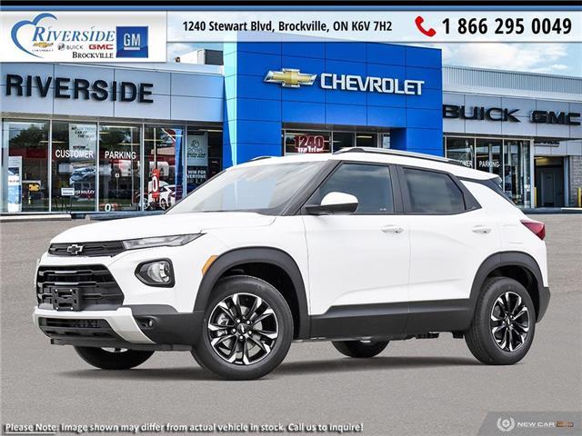 2022 Chevrolet TrailBlazer LT (Stk: 22-009) in Brockville - Image 1 of 23