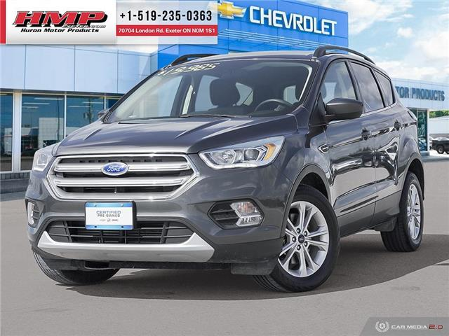 2017 Ford Escape SE (Stk: 91453) in Exeter - Image 1 of 28