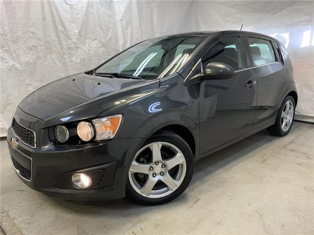 2016 Chevrolet Sonic 5dr HB LT Auto (Stk: 22048A) in Salaberry-de-Valleyfield - Image 1 of 17