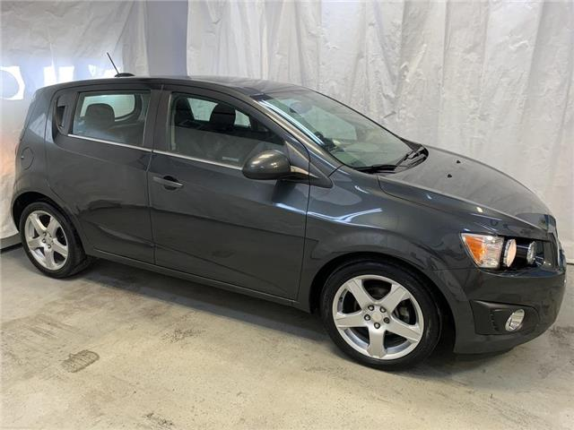 2016 Chevrolet Sonic LT Auto (Stk: 22048A) in Salaberry-de-Valleyfield - Image 1 of 15