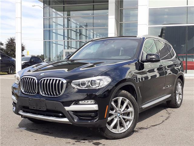 2019 BMW X3 xDrive30i (Stk: P10056) in Gloucester - Image 1 of 14