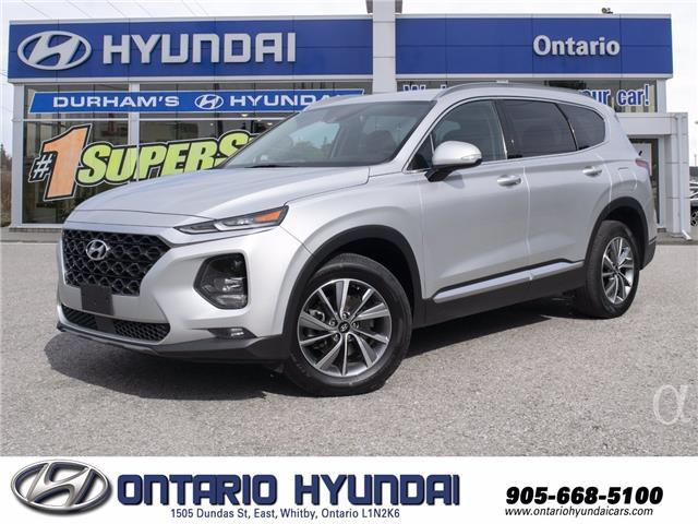 2019 Hyundai Santa Fe Preferred 2.4 (Stk: 378775A) in Whitby - Image 1 of 23
