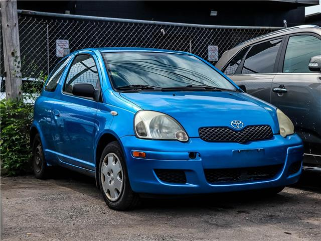 2004 Toyota Echo CE (Stk: P650A) in Toronto - Image 1 of 1