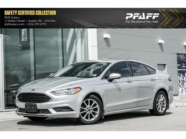 2017 Ford Fusion SE (Stk: S01195A) in Guelph - Image 1 of 18