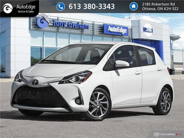2019 Toyota Yaris LE (Stk: A0896) in Ottawa - Image 1 of 27