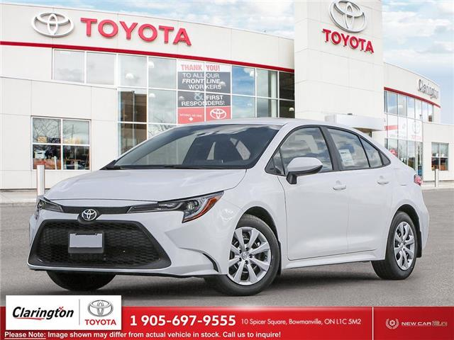 2021 Toyota Corolla LE (Stk: 21045) in Bowmanville - Image 1 of 22