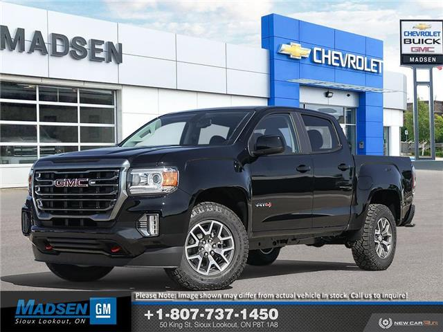 2021 GMC Canyon  (Stk: 21437) in Sioux Lookout - Image 1 of 23