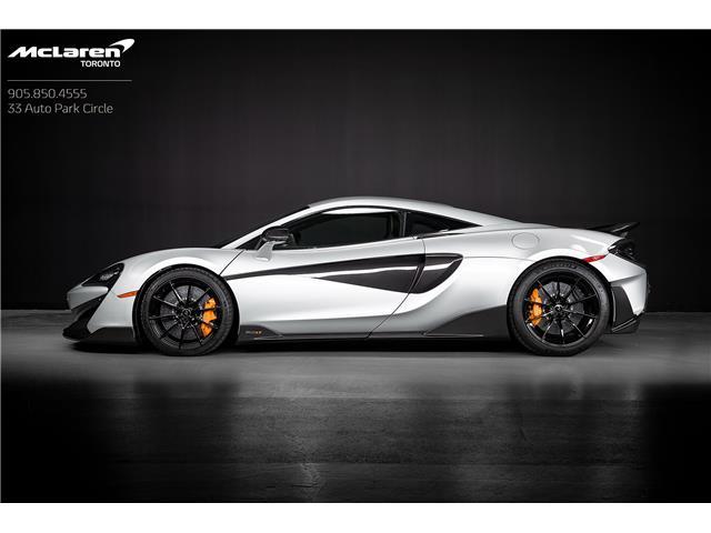 2019 McLaren 600LT  (Stk: ) in Woodbridge - Image 1 of 16