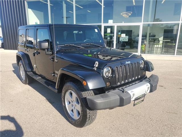 2012 Jeep Wrangler Unlimited Sahara (Stk: 6025a Ingersoll) in Ingersoll - Image 1 of 29