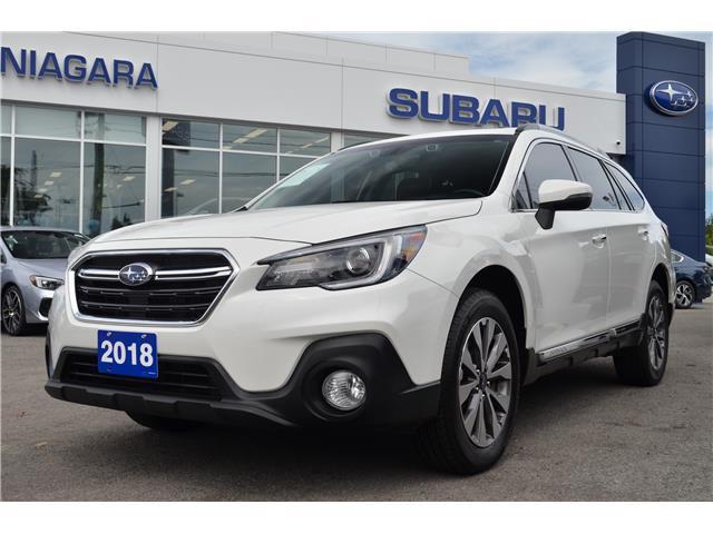2018 Subaru Outback 2.5i Premier EyeSight Package (Stk: Z1987) in St.Catharines - Image 1 of 26