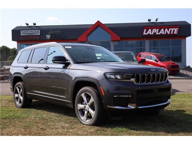 2021 Jeep Grand Cherokee L Limited 1C4RJKBG7M8149491 21189 in Embrun