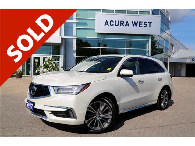 2017 Acura MDX Elite Package (Stk: 22060a) in London - Image 1 of 1