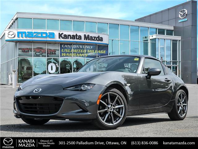 2017 Mazda MX-5 RF GT (Stk: M1177) in Ottawa - Image 1 of 30