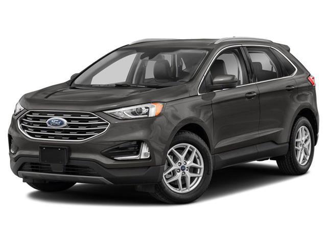 2021 Ford Edge SEL Grey