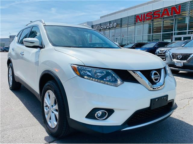 2016 Nissan Rogue SV (Stk: C35985) in Thornhill - Image 1 of 20