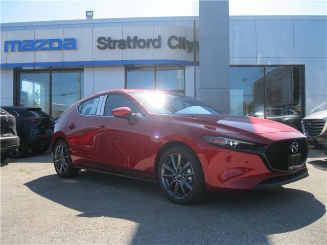 2021 Mazda Mazda3 Sport GT (Stk: 21135) in Stratford - Image 1 of 16