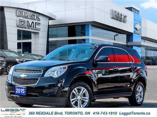 2015 Chevrolet Equinox LS (Stk: 108683A) in Etobicoke - Image 1 of 24